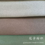 Tissu en nylon de sofa de composé de velours côtelé