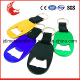 Abrelatas de botella de aluminio colores respetuosos del medio ambiente de la característica de diversos