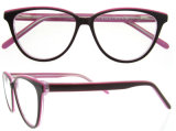 Blocco per grafici operato di vetro dell'occhio di Eyewear di modo della montatura per occhiali