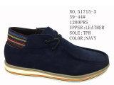 Numéro 51715 chaussures occasionnelles grand Quanlity de cuir de chaussures des hommes