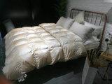 Oca di 95% giù/trapunte/Comforter 320002 delle piume Duvet/OEM