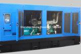 300kVA 240kw Reservekinetik-BRITISCHER Motor-leises Dieselgenerator-Set