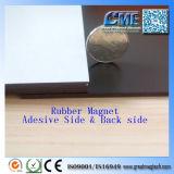 A4 de Flexibele Magneten van de Grootte met Kleefstof