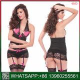 As mulheres de preços baratos de boa qualidade com design Strapless lingerie sexy