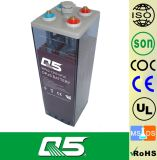 batteria di 2V1200AH OPzS, batteria al piombo sommersa che batteria profonda tubolare della batteria VRLA di energia solare del ciclo dell'UPS ENV del piatto 5 anni di garanzia, vita di anni >20