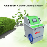 Máquina de descarbonização do motor de automóveis