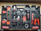 Высокое качество 129ПК углеродистой стали ручного инструмента, Комплект инструментов для установки, Kraft наборы инструментов