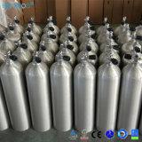 3000psi 3300psi del cilindro de oxígeno para el buceo tanque de buceo con tanque de oxígeno