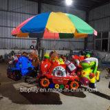Pretpark die de ZelfRitten van het Vliegtuig van de Controle voor Jonge geitjes roteren