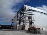 Edificio prefabricado del taller de la estructura de acero