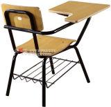 쓰기 정제 의자를 가진 바레인 학교 학생 가구 의자 스케치
