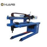 Huafei soldadura CNC de alta eficiencia de los rodillos de tubos para la nave