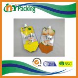 Custom Printing Plastic Stand up Spout Food Retort Pouch