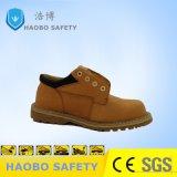 Высокое качество армии стали Toe желтый безопасность работы обувь