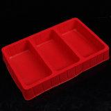 Materiali rossi di PS della plastica della Cina che si affollano il cassetto dell'imballaggio della bolla