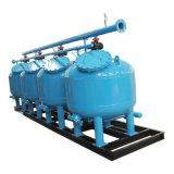 Filtro da acqua automatico della sabbia di risucchio di irrigazione agricola