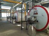 ガス(オイル)発射された熱オイルのボイラー(Organincの熱キャリアのボイラー)