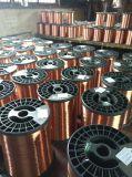 Fabrik gab emaillierten CCA-Wicklungs-Draht an