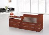 Leistungsfähiger moderner verwendeter Salon-Kostenzähler-vorderer Schreibtisch (SZ-RT045)