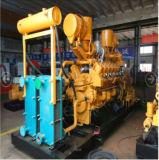 El GNC GLP, Syngas/Gas Natural/biomasa y biogás generador con motor de combustión interna