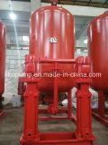 Bomba eléctrica de incendios vertical para el sistema hidrante