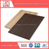 Revêtement en poudre haute résistance des panneaux en aluminium anticorrosion Honeycomb pour revêtement de conteneur