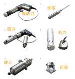 China Máquina de corte de cuchilla oscilante para silla de coche
