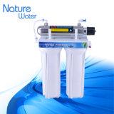 紫外線とのホーム使用のための水フィルター