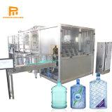 L'eau potable 3 en 1 3 / 5 gallon l'eau de lavage de la machinerie de plafonnement de remplissage avec la commande API