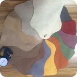Tissu en daim canapé tissu bronzés Home Textile