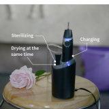 Higienizador UV de cerdas End-Rounded Food-Grade escova eléctrica em Continuar
