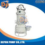 Sumergible de aguas residuales de la bomba de agua de la papilla de arena