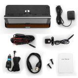 Dashborad人間の特徴をもつFHD 1080PのカムコーダーのBt/WiFi/GPSおよび3G/4Gダッシュカムが付いている二重カメラのタッチ画面車DVR