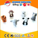 3D Apagador Animal com o logotipo personalizado e cor para crianças