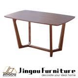 Casa de madera moderna mesa de comedor Muebles para Restaurante