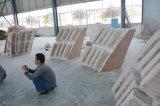Bâtiment de construction matériaux décoratifs facile Grg Gypse Panneau mural (GRG35)