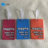 Силиконовый багажа Tag поездки метки багажного отделения