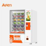 Convoyeur à courroie Afen ascenseur Salade aux oeufs d'aliments sains pour le supermarché de distributeurs automatiques