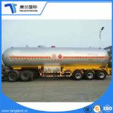 dell'olio combustibile 2-Axle di serbatoio del camion del rimorchio rimorchio semi fatto in Cina