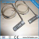 Elemento calefactor de canal caliente de sellado