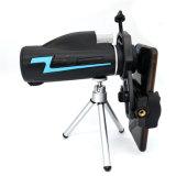 강력한 12X50 40X60 16X52 망원경 이동 전화 Monocular
