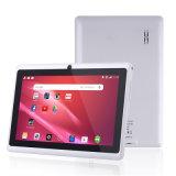 7 tablette de l'androïde 4.4 de Bluetooth de WiFi de faisceau de quarte de l'écran tactile d'IPS de pouce Q88