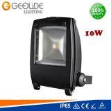 Projector ao ar livre do diodo emissor de luz da qualidade 10W para o parque com Ce (FL110-10W)