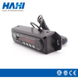 MP3 Hoofd van de Macht van de Sigaar van de Decoder van de auto het Audio Lichtere