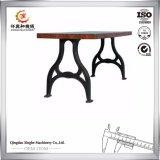 Preço favorável nos pés da tabela do ferro de molde da alta qualidade