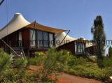 SGSが付いている贅沢で大きいホテルの家の玄関ひさしのテントグループのテント
