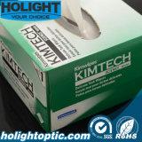 Fibra óptica de limpieza Kimwipes