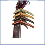 Blumen-Muster-GitarreCapo