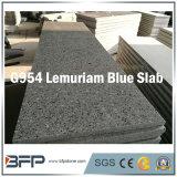 フロアーリング/壁のための青い磨かれた大理石の花こう岩の石の床タイル