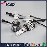 クリー語LEDsが付いている車そしてオートバイのための安いLEDのヘッドライト